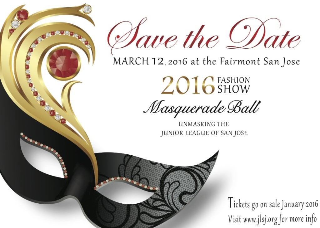Fashion Show Save the Date